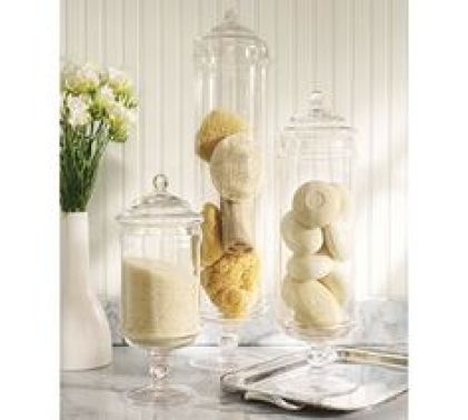 Driven By Décor: Decorating With Apothecary Jars