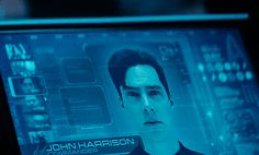 """""""It's a very brief shot in the film, but in reality, this is Khan's mugshot. It was most likely what he looked like soon after Admiral Marcus pulled him out of cryosleep. He'd probably just learned that Marcus would kill any number of his crew should he step out of line. At this point, it's too early on for him to find a way out. He's trapped, tired, confused by all the new technology 260 years into the future. And he knows he's being used. He doesn't have a choice."""" <--- THIS but *sobs*"""