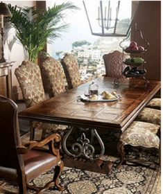 Tuscany Dining Set With Chairs Dining Room Furniture Chairs And Dining Rooms On Pinterest 1000 Images About Decor Dining Room On Pinterest Dining Rooms Rooms On Pinterest Bedroom Decor And Kitchen Colors