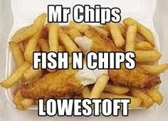 Best Fish And Chips LOWESTOFT