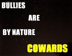 Cowards who find it impossible to stand alone & work out problems like adults.  They need an army of puppet followers and/or technology to hide behind and make them feel powerful. Science has recently proven that cyber-bullies really are sadistic and suffer from narcissistic/psychopathic personality disorders.  This is true of many garden-variety bullies as well.