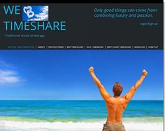 WELCOME TO WE LOVE #TIMESHARE, TRADITIONAL RESALE BROKERAGE. #BUY #TIMESHARE, #SELL #TIMESHARE, #EXCHANGE T#IMESHARE WITH CONFIDENCE www.welovetimeshare.com