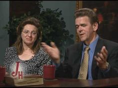 Journey Home - Former Pentecostal - Marcus Grodi with Rick and Cathy Townsend - 08-02-2010