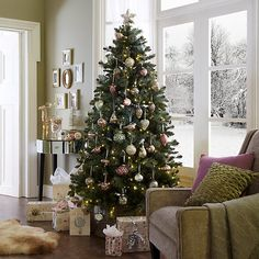 Themes for a John Lewis Christmas