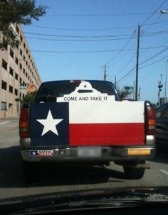 You Know You're A Texan When . . .