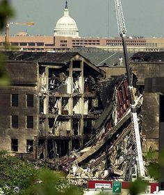 Pentagon on 9/11