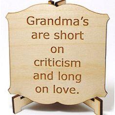 :) grandma