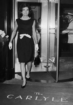 The Kennedy Family owned a suite at the Carlyle Hotel in New York. Jackie stayed there often.