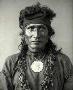 Red Fish  -Dakota Sioux