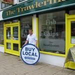 Twitter / Search - #LOWESTOFT The Trawlerman 174-176 London Road South Lowestoft NR33 0BB 01502 564001. Fish and chips Lowestoft