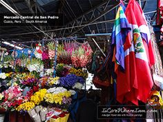 Free Desktop Wallpaper Download - Mercado Central de San Pedro - Cusco, Peru