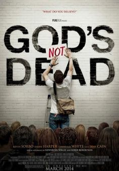 God's Not Dead movie coming out March 21, 2014. Oooh I need to see this!  I didn't know Shane Harper (aka Spencer) is in it, that's awesome! Plus Newsboys too..