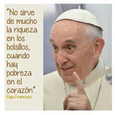 Un grande! Papa Francisco