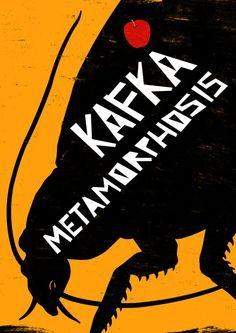 What happens when a man wakes up to find he's suddenly become a bug?  Read more about The Metamorphosis by Franz Kafka at http://readinginthegarden.blogspot.com/2014/07/the-metamorphosis-by-franz-kafka.html.