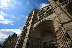 London's Natural History Museum - Always free!