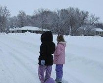 Homeschool 101: What can we do for PE when it's cold outside?
