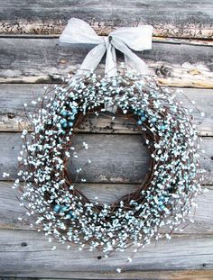 Wreaths On Pinterest Patriotic Wreath Country Wreaths