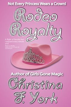 Christina F. York ~ Rodeo Royalty ~ Tyler Forrester plans to be a rodeo princess, and get the attention of Brad Young, the hottest junior cowboy around. But a meddling friend sends the plan spinning out of control faster than a seven-second bull ride, and Tyler ends up headed for Valenta, a tiny European country, as a temporary princess. Tyler is a long way from her friends, her family, and her horse. Sure, there's a hot prince, but he can't make up for everything she's missing. Or can he?