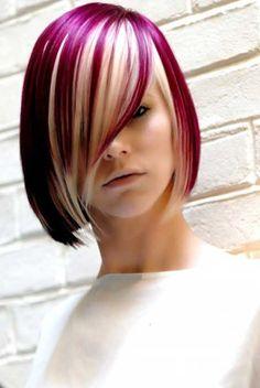 great hair colors for short hair 2013 short haircut for women