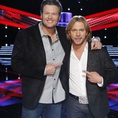 Blake Shelton, Travis Tritt, Doug Gray cheer on local 'The Voice' singer Craig Wayne Boyd.