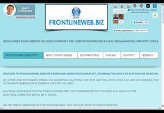 www.frontlineweb.biz #suffolk #NORFOLK