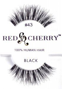 Red Cherry False Eye Lashes #43 (6 Pack) Red Cherry,http://www.amazon.com/dp/B00BMGQMDU/ref=cm_sw_r_pi_dp_RCkNsb199KQSHTE2