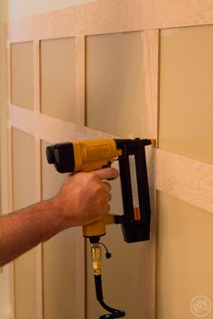 Securing Board and Batten