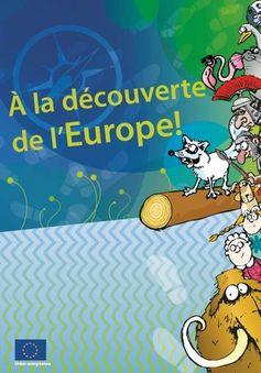 Expliquer l'Union européenne à vos enfants GRATUIT - http://www.bons-plans-malins.com/livre-gratuit-a-decouverte-de-l-europe-enfant-9-12-ans-livraison-gratuite/ #Gratuits, #Loisirs