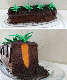 Taking Carrot Cake to a whole new level!
