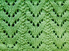 Norwegian Fir Stitch