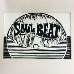 Soul Beat, 2015 Lino, 6