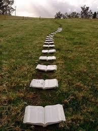 trail of books
