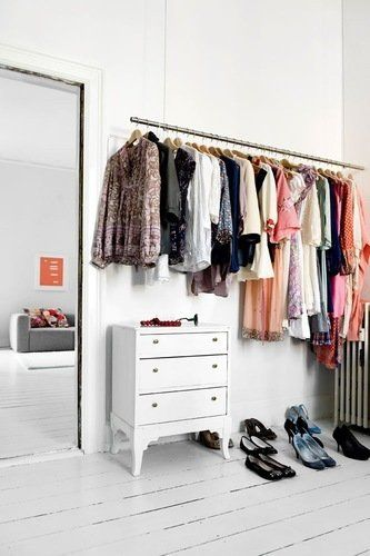 no closet solution