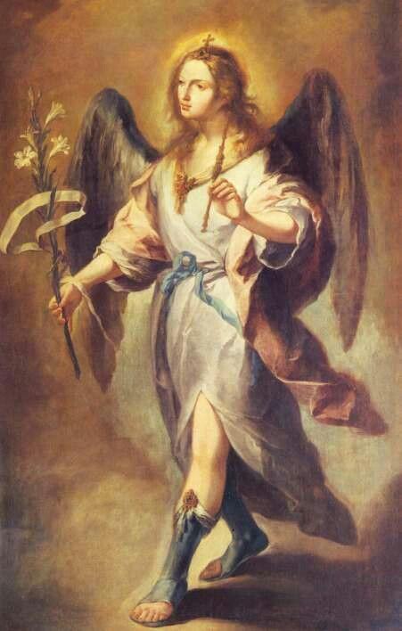 Arcangel Gabriel.