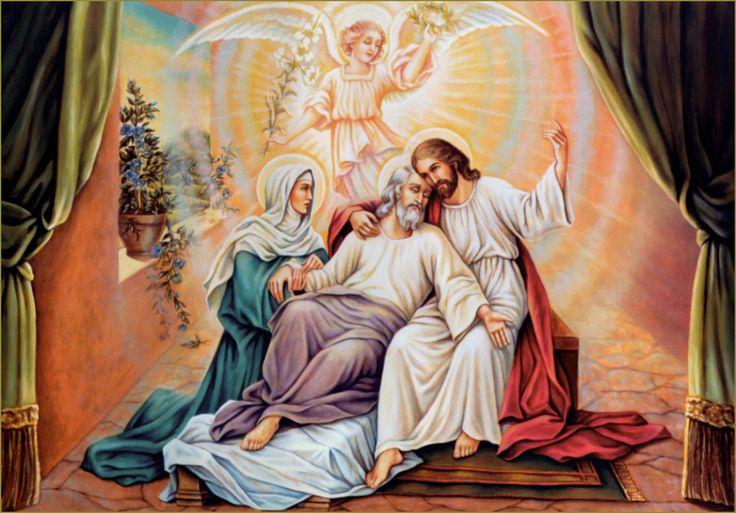Death of St Joseph