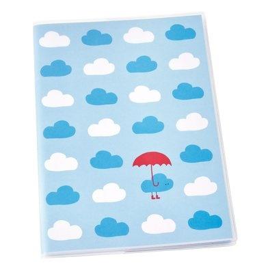 B5 Notebook Essencial Azul: Sunshine Olá | kikki.K Papelaria & Presentes