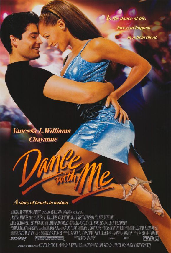 Dance With Me - latin dances are so romantic....LOOOVVVEEEE this movie