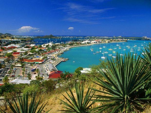 destination-voyage-Saint-Martin-Les-Caraïbes