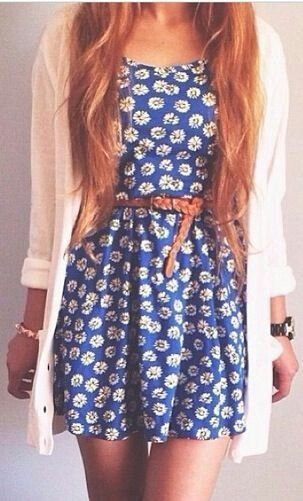 Spring fashion,