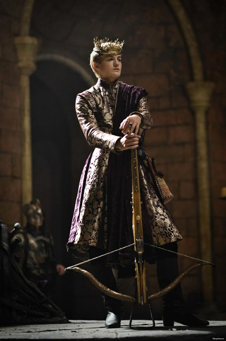 Joffrey Baratheon ~ Game of Thrones