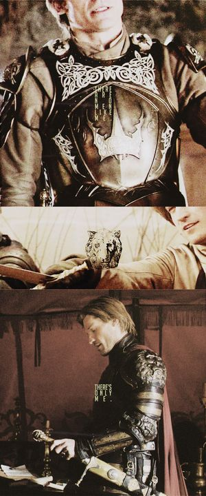 Jaime Lannister ~ Game of Thrones Fan Art