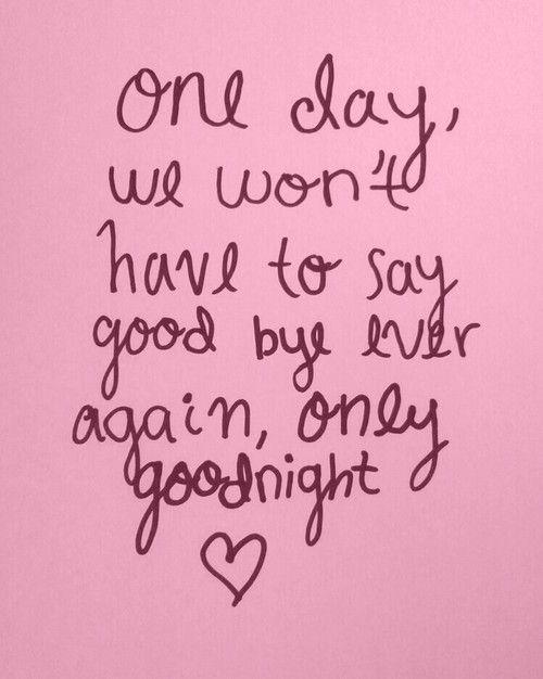 I really hope