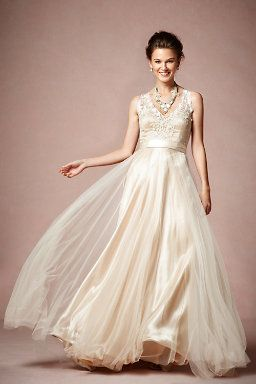 Onyx Gown - -