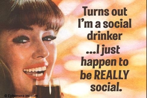 Image result for drunk social butterfly