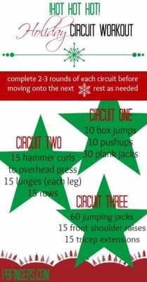 HOT Holidays Circuit Workout