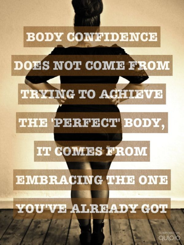 body-positive 6 SIMPLE STEPS TO LEARNING TO LOVE YOUR BODY