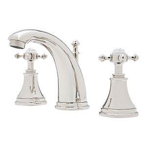 Inspiring Coastal Bathrooms | Get the Look: Classic Faucet | CoastalLiving.com