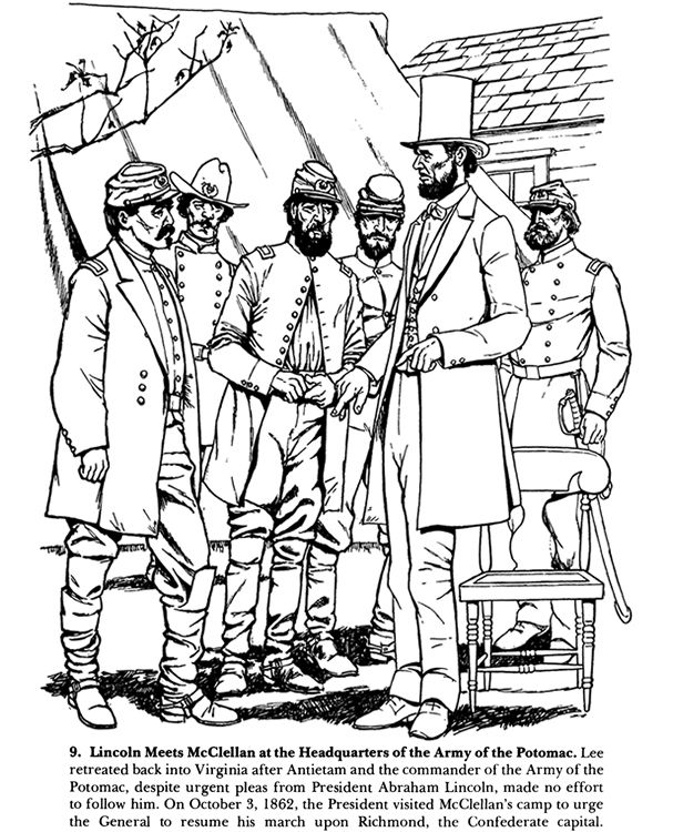 coloring pages civil war flags