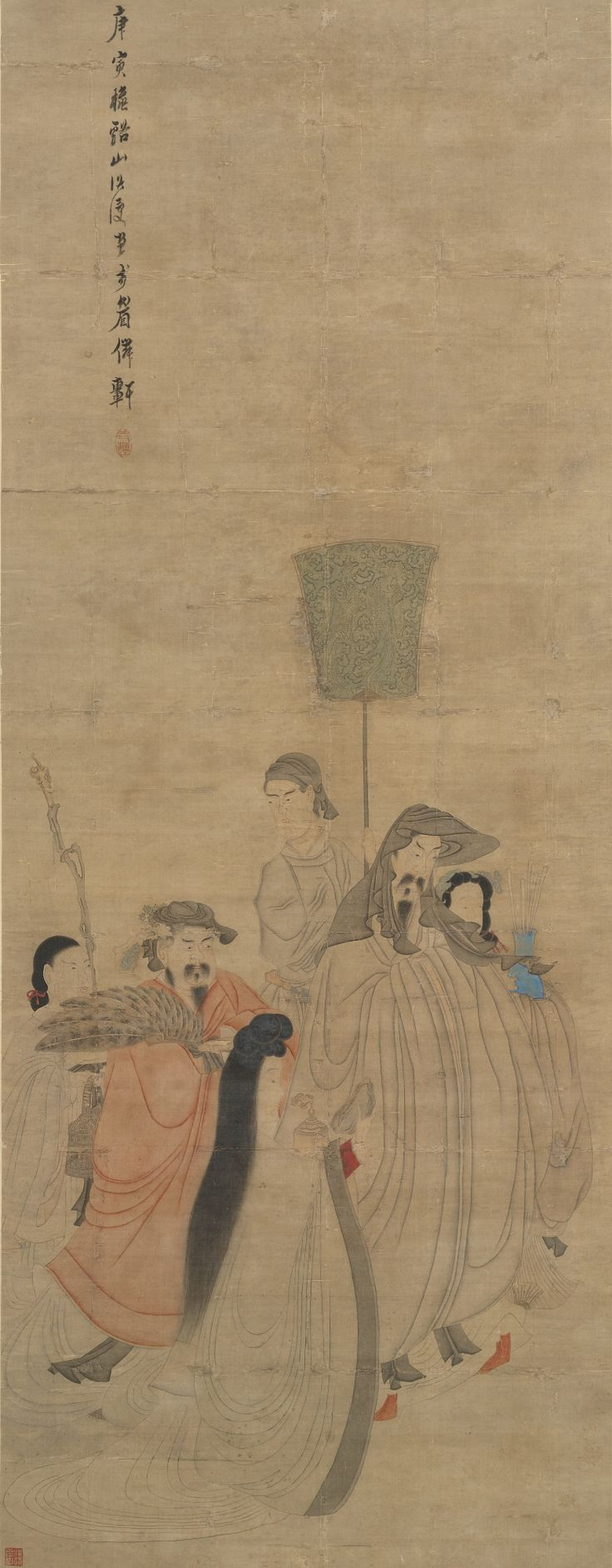 Chen Hongshou 1598-1652 | Lot | Sotheby's
