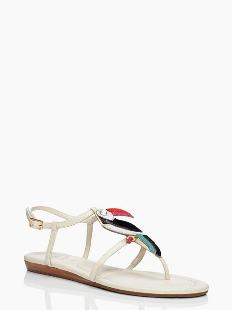 TOUCAN sandals